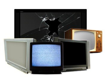 recycle old tvs