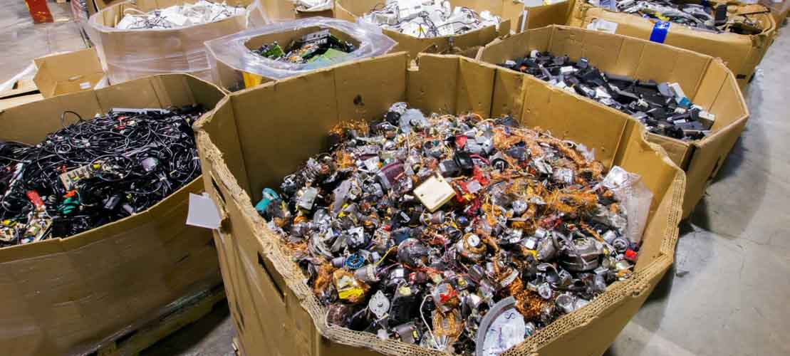 All Green Recycling Electronic Waste Grants Program