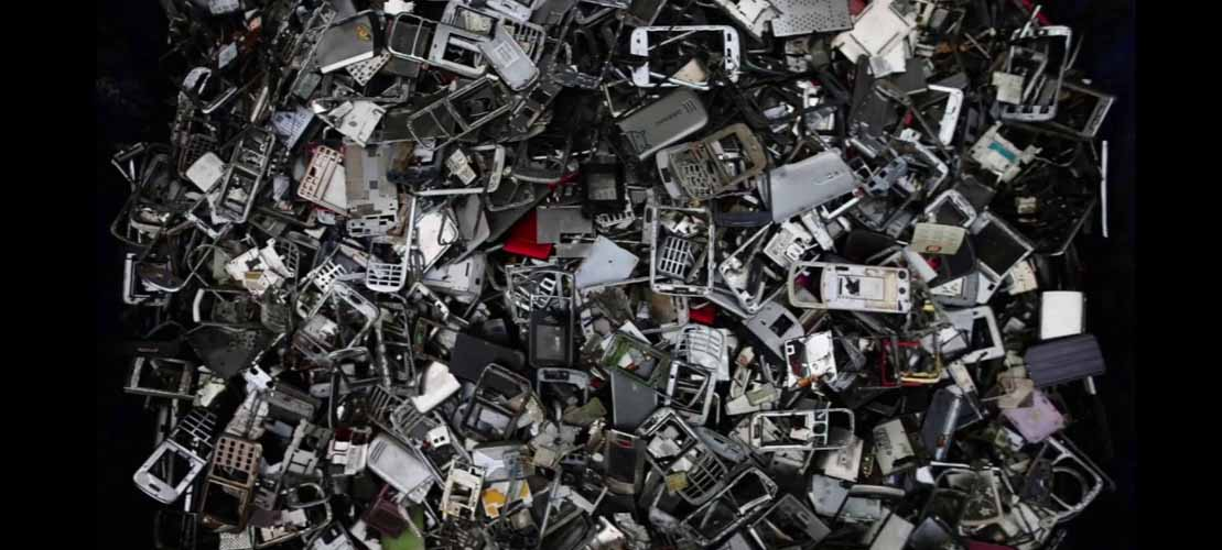 All Green Recycling global e-waste crisis