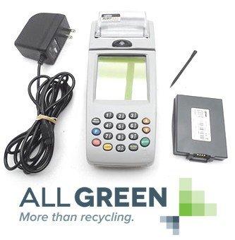 Recycle Your Credit Card Terminal