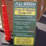 Events Coordinated by All Green Electronics Recycling