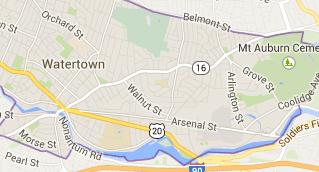 Watertown-map Image