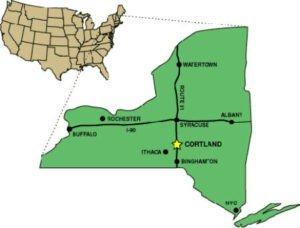Cortlandmap Image
