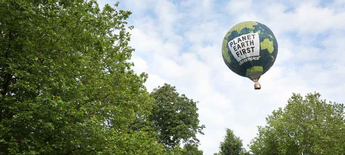 Greenpeace Rates Greenest Electronics
