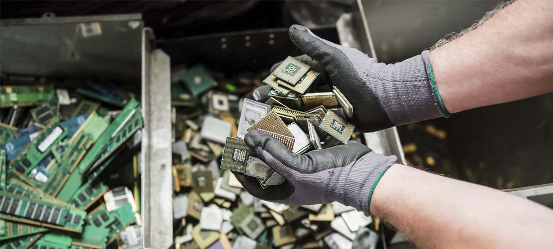 All Green Recycling New e-waste laws