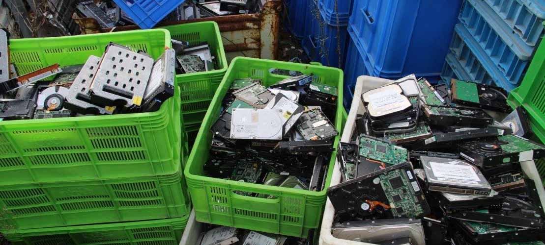 All Green Recycling E-cycling bill fails in Utah