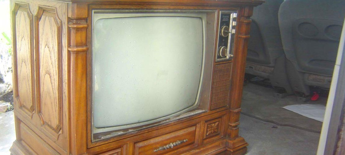 All Green Recycling Ugliest Television Contest