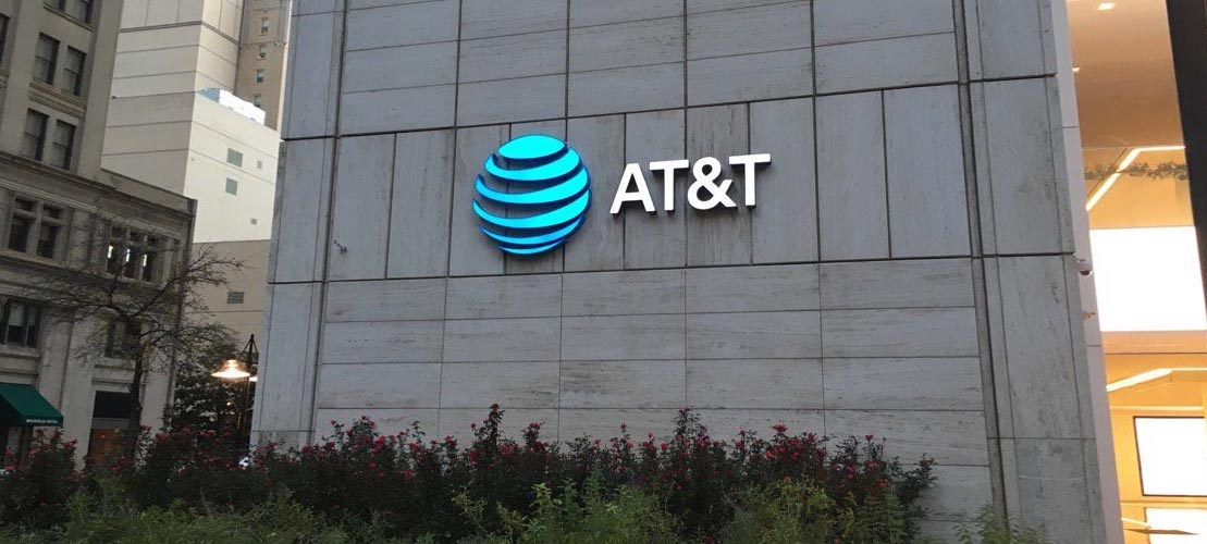 All Green Recycling AT&T saves millions by going green