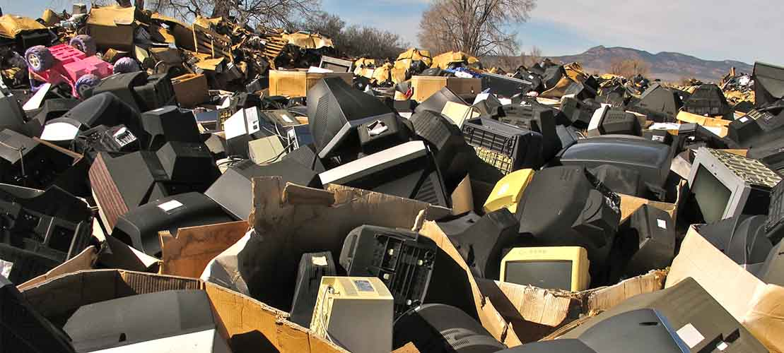 All Green North Carolina Bans Computer Equipment from Landfills