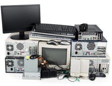 Recycle Electronics in Monte Sereno, CA