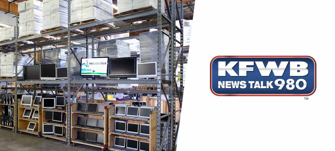 All Green Recycling KFWB Newstalk 980am Feature