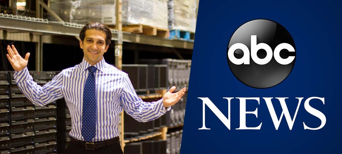 All Green Recycling Was Featured On An ABC News