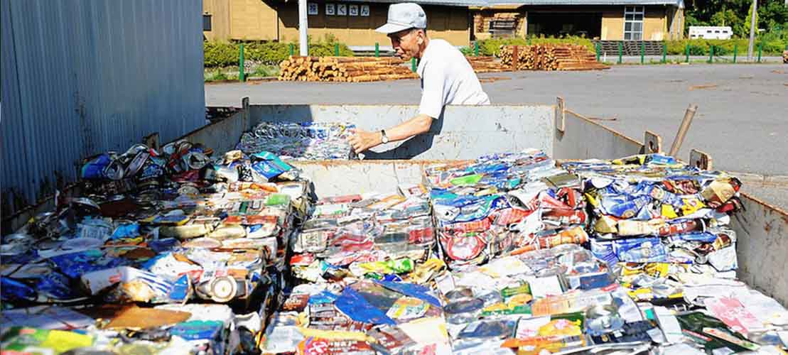 All Green Recycling Japan Recycles 77 Percent of Plastics