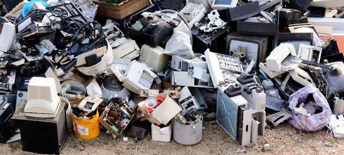 All Green Recycling Colorado ban E-Waste Dumping