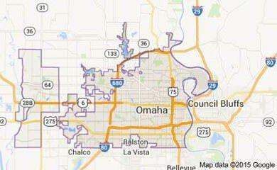 Omaha-NE-map