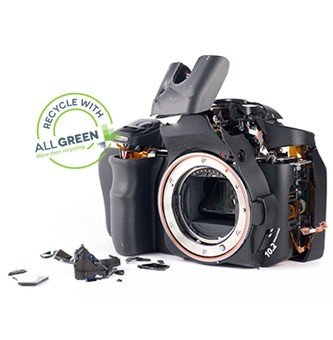 Recycling Digital Camera Image