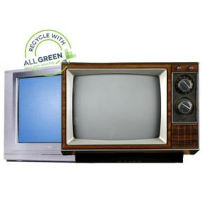 Recycling CRT TV Image