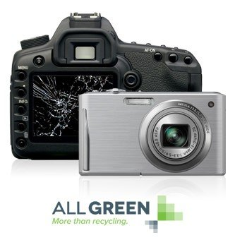 Recycle Digital Cameras