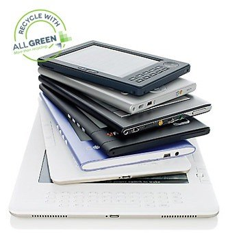 Recycle Your Old E-Reader