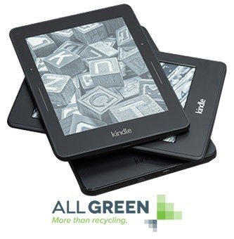 Recycling-ereader