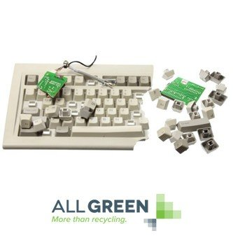 Recycle Keyboard