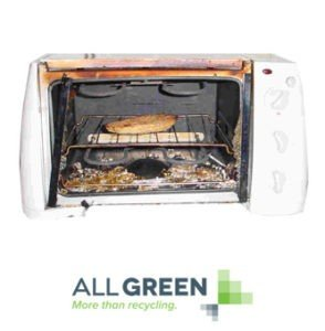 recycle toaster oven