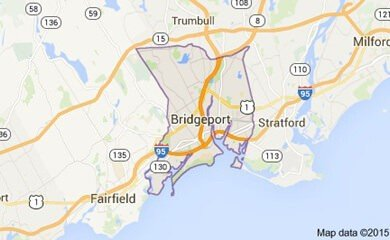 bridgeport-ct-map
