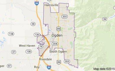 Ogden Map