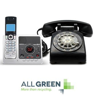 Recycle Old Telephones