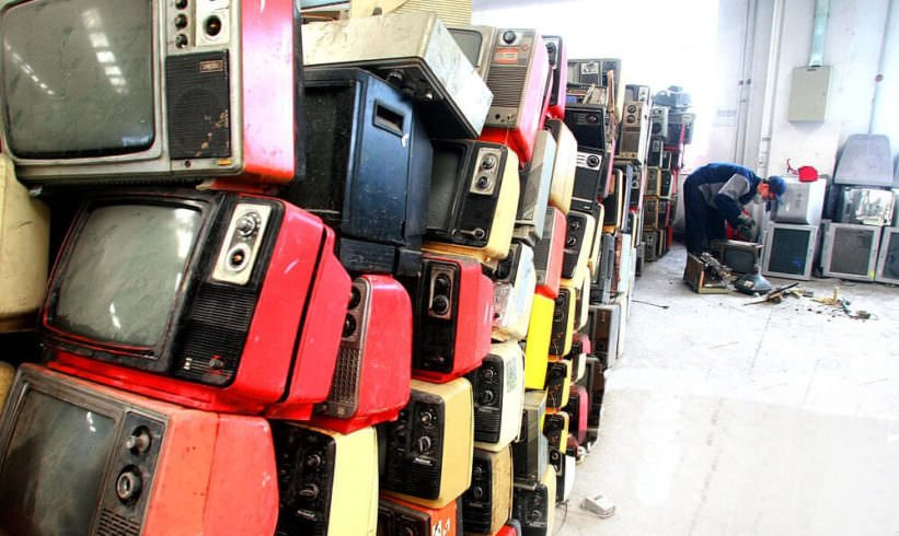 Where To Recycle Old TVs - AGR