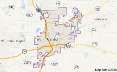 canton-oh-map