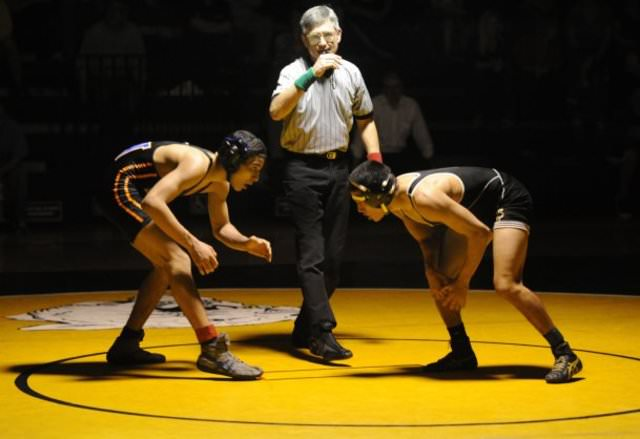 NPHS Wrestling Team Image