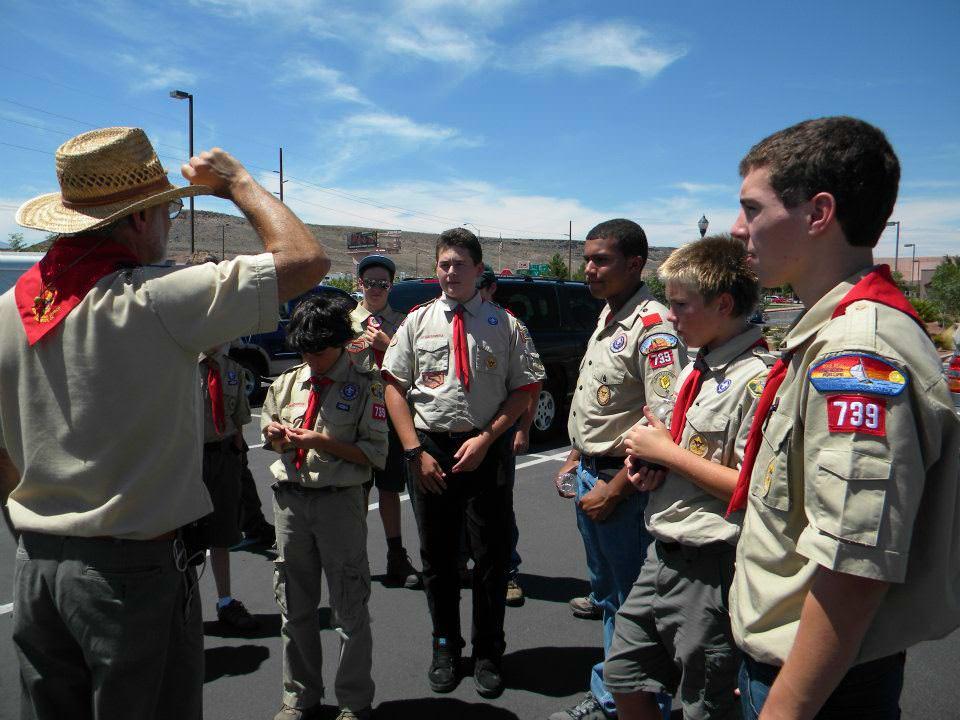 Boy Scouts Image