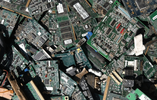 Fort George Electronic Waste Recycling