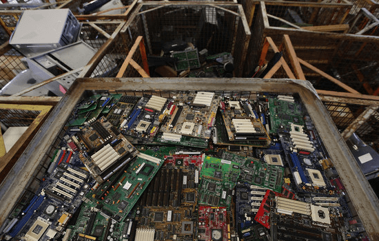Mount Vernon Electronic Waste Recycling
