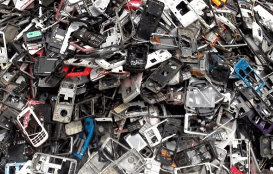 Sacramento Valley Area E-Waste Recycling