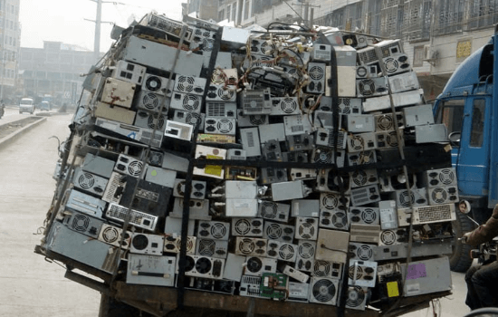 Shasta Cascade E-Waste Recycling