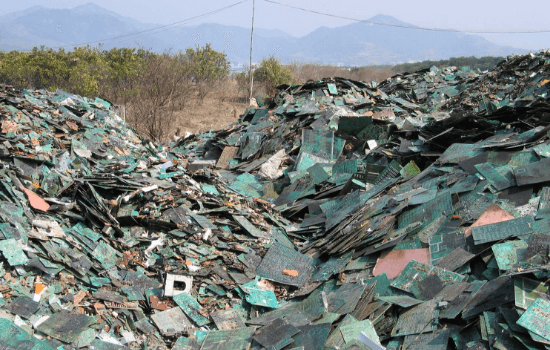 South Los Angeles County Electronic Waste Recycling