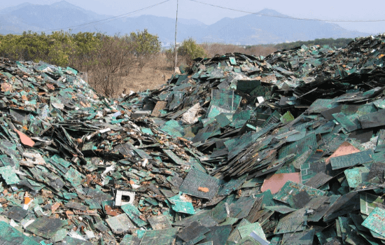 West Virginia Electronic Waste Recycling