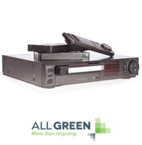 VCR Recycling Image