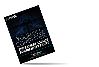 Your Old Computer Easiest Source of Online Theft Guide