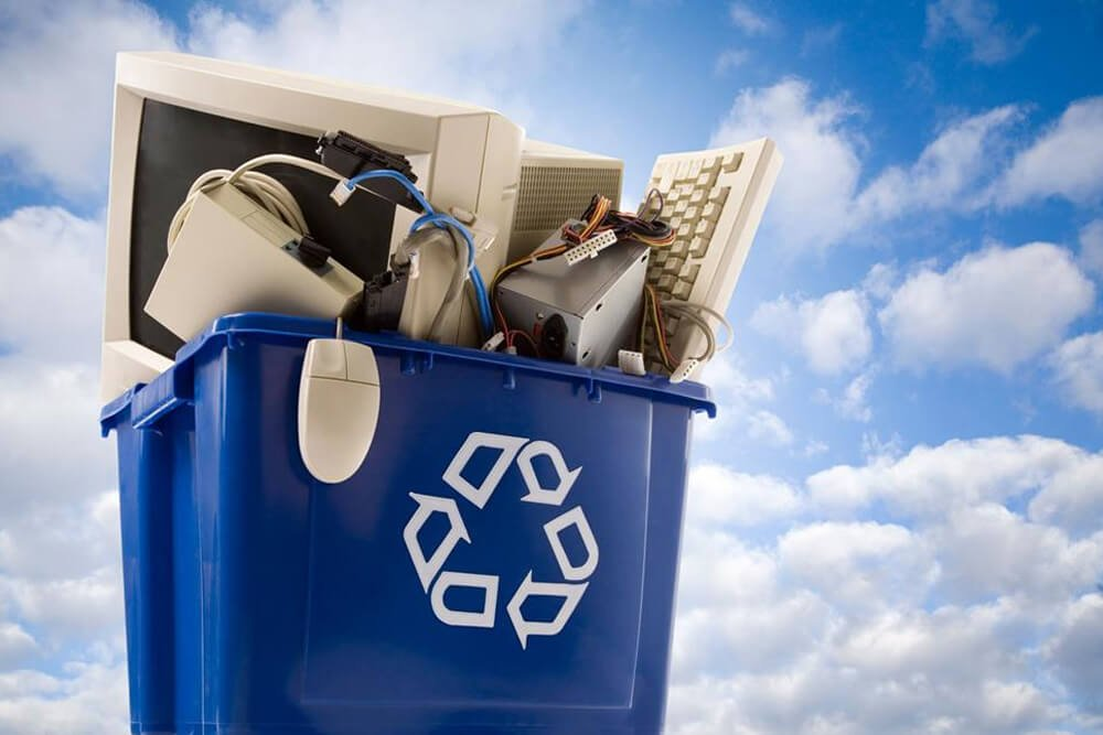 Environmental And Economic Imperative For Recycling Computers Image - AGR