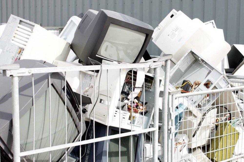 Dispose of Old TV Image - AGR