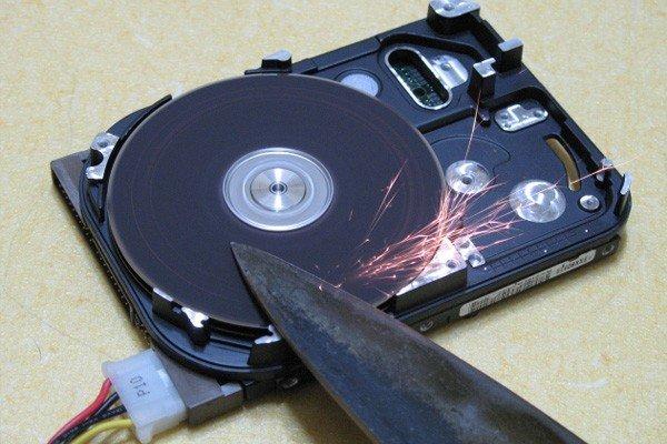 Physical Destruction Image - AGR